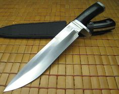 Nu #14-1 Custom Bowie Knife Huge Bowie Knife, Canada Knives and Swords