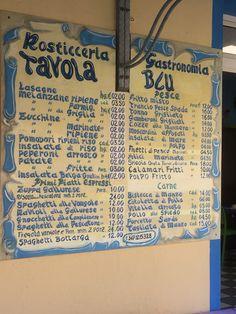 Restaurant in Cannigione