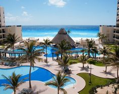 The Royal Sands & Spa All Inclusive in Cancun, Mexico   #WishIWasHere