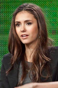 the always gorgeous Nina Dobrev :)
