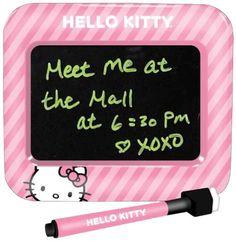 Hello Kitty Light Up Message Board