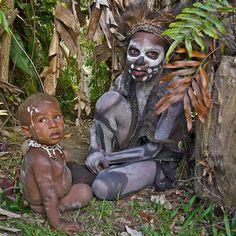 Chimbu tribe - Papua New Guinea | Flickr - Photo Sharing!