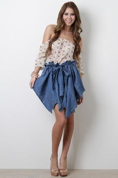 Country Town Skirt