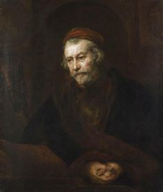 Rembrandt - The Apostle Paul, 1659 - The National Gallery, London
