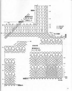 Fonte destas imagens crochet