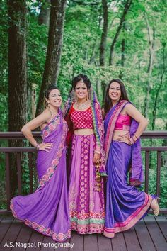 Bridal Party http://maharaniweddings.com/gallery/photo/20985