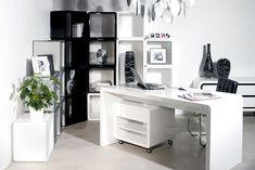 Muebles QUADRATURA arquitectos:  Despacho Moderno Dove Design - Colección Dove Design - Tendencias