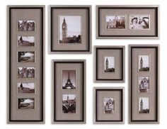 A gorgeous collection of frames featuring a lightly antiqued silver leaf finish. A perfect gift for any bridesmaid! Available at Rug & Home!
