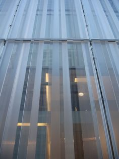 frosted glass facade - Google Search