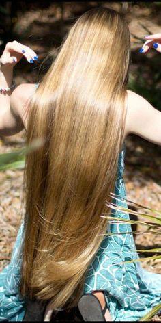 We Love Rapunzel Hair Long Natural Hair, Natural Hair Styles, Long Hair Styles, Face Shape Hairstyles, Pretty Hairstyles, Beautiful Long Hair, Gorgeous Hair, Amazing Hair, Really Long Hair
