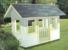 The Top Free DIY Playhouse Plans