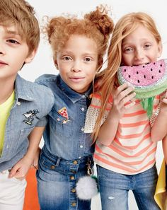 crewcuts styles so fresh you'll want a bite (please don't eat the glitter bag).
