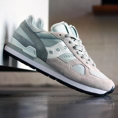 Saucony Shadow Original: Grey/White
