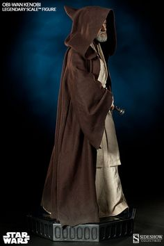 Star Wars Obi-Wan Kenobi Legendary Scale(TM) Figure by Sides | Sideshow Collectibles