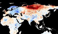 Climate crisis: alarm at record-breaking heatwave in Siberia | Environment | The Guardian Effects Of Heat, Conifer Trees, Oil Spill, Strong Wind, Arctic Circle, Severe Weather, Environmental Issues, The Guardian, Climate Change