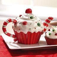 christmas teapots - Google Search