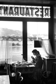 Henri Cartier-Bresson  France.Ardèche. Tournon-sur-Rhône. 1959
