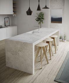 Cosentino Launches Concrete Inspired Silestone Loft Series | Cosentino United Kingdom : Cosentino United Kingdom