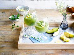 Ga de exotische toer op met de heerlijke Alpro Kokosnootdrink Original in deze frisse smoothie