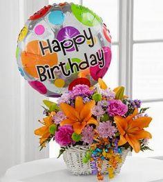 Brotes de Amor: Feliz Cumpleaños!!!