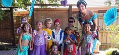 Themed Birthday Parties | Travelling Birthday Parties