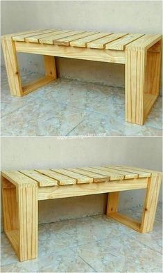 40 Diy Pallet Wooden Furniture Recent projects - Holz - . 40 Diy Pallet Wooden Furniture Recent projects – Holz – Pallet Furniture Bench, Furniture Plans, Wood Furniture, Pallet Benches, Pallet Chair, Outdoor Furniture, Furniture Online, Furniture Stores, Luxury Furniture