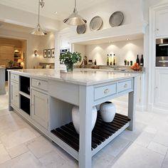 Kitchen Island Units & Ideas - Tom Howley