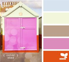 More Color Shed - http://design-seeds.com/index.php/home/entry/more-color-shed