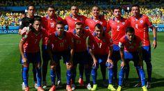 Selección Chilena 2014