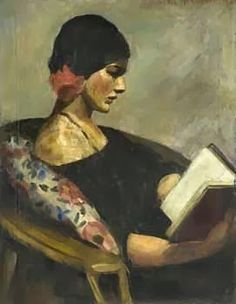 Hinton, Thomas M. (1906-1975) Model reading