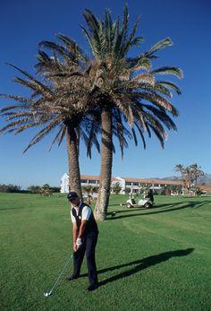 Campo de golf del Parador Málaga golf.