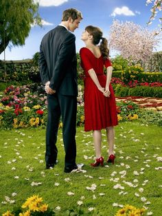 Ned & Chuck ~ Pushing Daisies