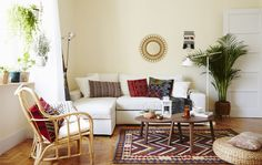 Add personality to a rented home