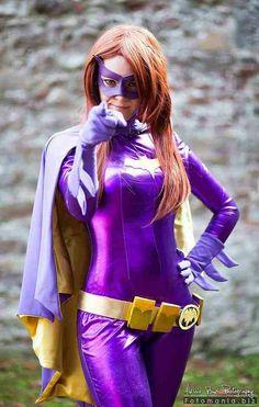 Batgirl #cosplay