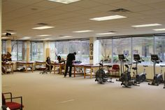 One of the rooms at our Cedar Knolls facility.