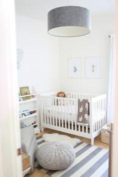 """Oliver's Soothing Nursery + Meg's """"Mom Cave"""" 