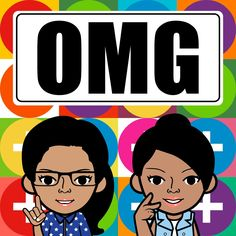 This is me and my bff