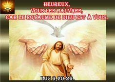 Psaumes-probervios et des citations bibliques: « Heureux, vous les pauvres... Heureux, vous qui p...