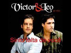 Victor e Leo - Sinto Falta de Você