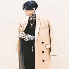 Korean Fashion – How to Dress up Korean Style – Designer Fashion Tips Korean Boys Hot, Korean Boys Ulzzang, Korean Men, Asian Boys, Asian Men, Korean Fashion Men, Asian Fashion, Punk Fashion, Fashion Outfits