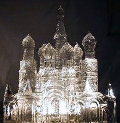 Mighty Lists: 15 incredible ice sculptures...Not sure if I will get the others ....They might be in these....Because They all are amazing...I could make an ice Toothpick...lol.....