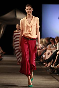 By Malene Birger Fashion Show SS 2012