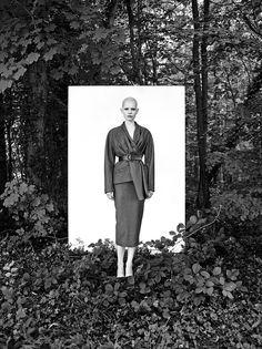 Sp Favori Suit - Autumn Winter 1950 Haute Couture Collection Dior-New-Couture Photo Patrick-Demarchelier Creative Fashion Photography, Fashion Photography Inspiration, Photoshoot Inspiration, Editorial Photography, Photoshoot Ideas, Patrick Demarchelier, Christian Dior, Photo Portrait, Portrait Photography