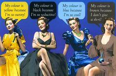 colour ladies