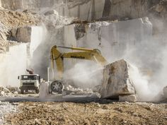 Why Quarries Are Vital to The American Economy - We depend on quarries to provide valuable resources for extraction — but their importance extends beyond just what we take out of them.