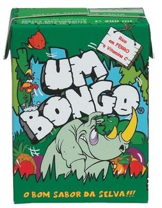Um Bongo, Um Bongo - They drink it in the congo!