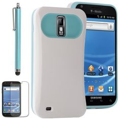 Pandamimi ULAK(TM) Hybrid High Impact Hard Shell White & Light Blue Silicone Case Cover for Samsung Galaxy S2 II T989 with Screen Protector + Stylus by ULAK, http://www.amazon.com/dp/B00CSKJCQ8/ref=cm_sw_r_pi_dp_EgdLrb04APB3M