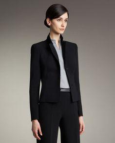 Women's Akris Short Evening Jacket    $2,990.00