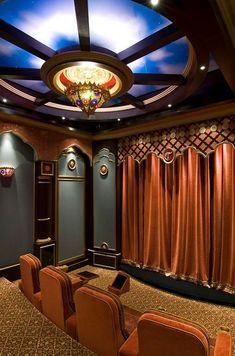 Now thats a Home Theater. We design the home theater of your dreams.hitech Now thats a Home Theater. We design the home theater of your dreams. Home Theatre, Home Cinema Room, At Home Movie Theater, Home Theater Rooms, Home Theater Design, Home Theater Seating, Theater Seats, Home Theater Projectors, Home Theater