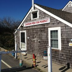 Chatham Fish Pier in Chatham, MA on Cape Cod. Vacation Destinations, Vacation Spots, Cape Cod Image, Chatham Massachusetts, Chatham Cape Cod, Lobster Rolls, Cottages By The Sea, Martha's Vineyard, Fishing Villages